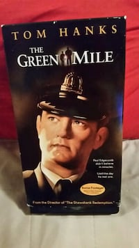 The Green Mile VHS Movie  Wilmington, 28411