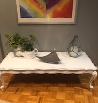 French provincial coffee table  Mississauga, L4W 2G3