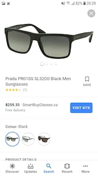 Prada  sunglasses excellent condition