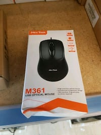 Brand new usb wired mouse $6