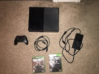 Xbox One, 2 Controllers, and Games Knoxville, 37920