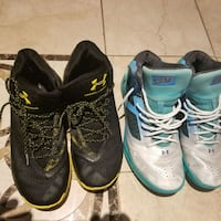 Underarmor basketball shoes  Mississauga, L5L 5J9