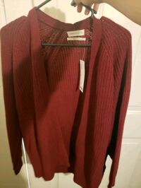 red and white striped long-sleeved shirt Las Vegas, 89108