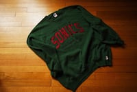 XXL Vintage Seattle SuperSonics crewneck sweater Washington, 20016