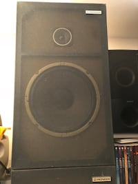 "Speaker pioneer 10"" 2 working good  Centreville, 20121"