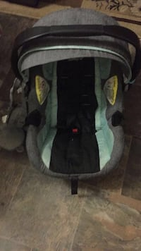 baby's black and gray car seat carrier Calgary, T3B