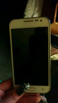 white Samsung Galaxy android smartphone Louisville, 40216