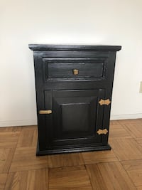 Black & Gold Nightstand / Chest Los Angeles, 90036