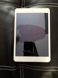 Water damaged iPad mini  New Westminster, V3M 5H5