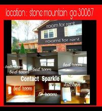 ROOM For rent 1BR 1BA Stone Mountain
