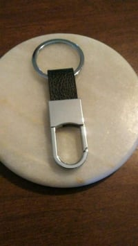 Leather keyring Frederick, 21701
