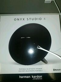 Brand new onxy speakers