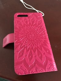 Pink and white iphone case Elizabeth City, 27909