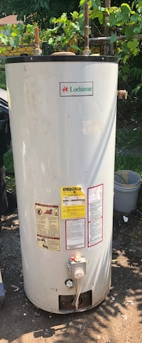white and gray water heater Detroit, 48204