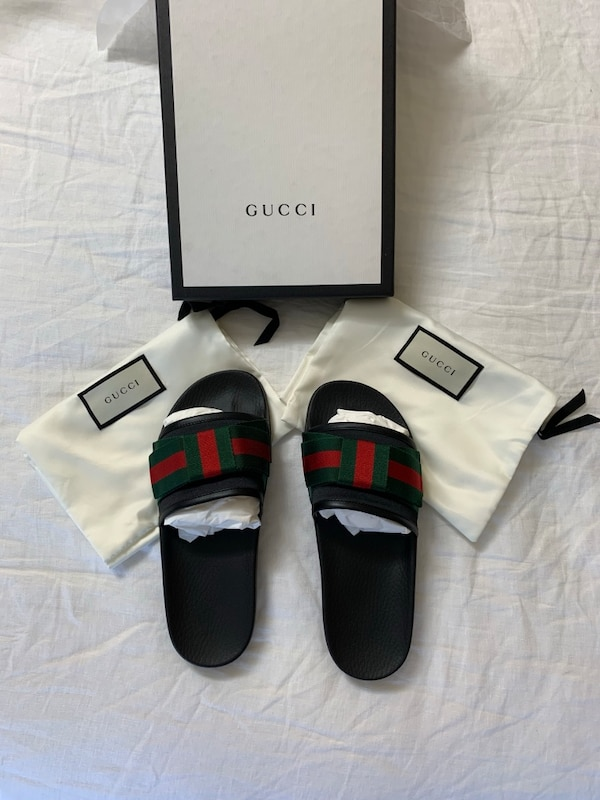 f63109027 Used Authentic GUCCI Women's Slides for sale in Dallas - letgo