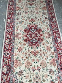 Beautiful runner rug