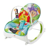 Fisher Price Infant-To-Toddler Rocker Charlotte, 28269