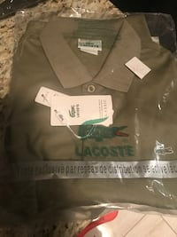 LACOSTE POLO SHIRTS  Mississauga, L4Z 2G6