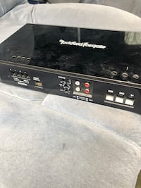 black Pioneer audio mixer box Washington, 20019