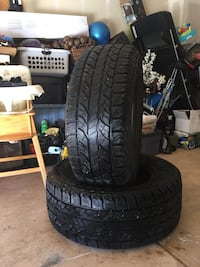 Yokohama tires LT325-60R20 Colorado Springs, 80922
