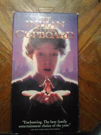 Indian in the cupboard vhs Johnson City, 37601