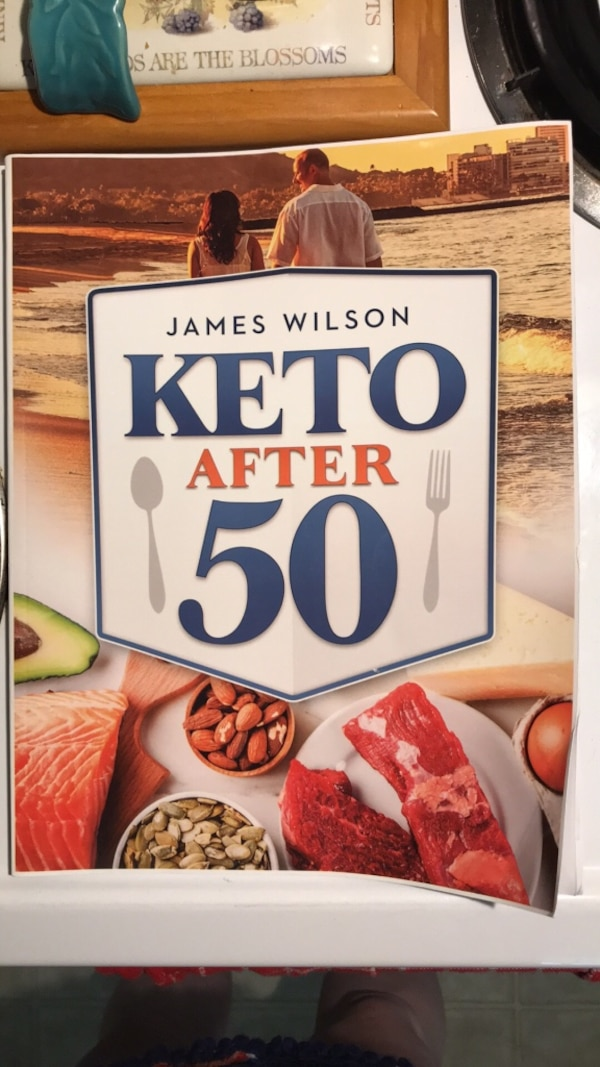 Sold James Wilson Keto after 50 in New Bern - letgo