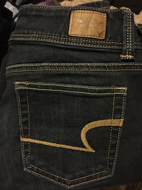 black Levi's denim bottoms Grande Prairie, T8V