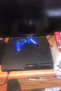 PS3 and 10 games