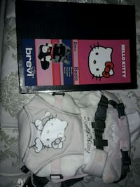 Marsupio Hello Kitty bianco baby