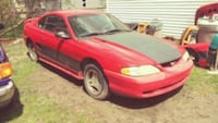 Ford - Mustang - 1996 Redford Charter Township