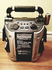 ELIMINATOR BOOSTER PACK WITH COMPRESSION Toronto, M6E 2V1