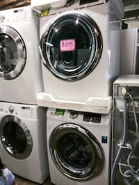 Samsung front load washer and dryer set in excelle Baltimore, 21223
