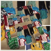 Lot of Assorted tops & pants Hanover, 21076