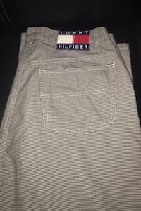 Tommy Hilfiger dress checkers pants.  Size 14 tall Albuquerque, 87113