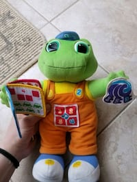 "Leapfrog ""Tad"" Interactive Learning Plush"