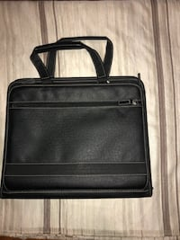Leather Work Bag Planner Toronto