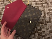 Louis Vuitton cross body bag, negotiable brand new 10/10 condition amazing quality Toronto, M2J