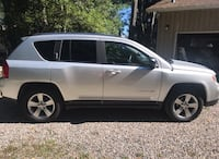 2012 Silver Jeep Compass 4WD North Edition King, L0G 1N0
