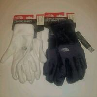 2 pair North Face women's gloves  Rockville, 20852