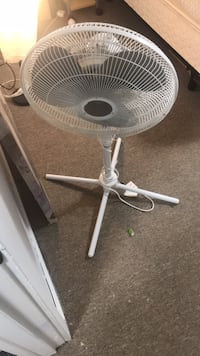 Fan barely ever used