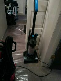 black and gray upright vacuum cleaner Kenosha, 53144