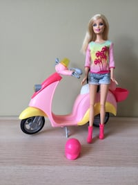 Glam barbie scooter Gatineau