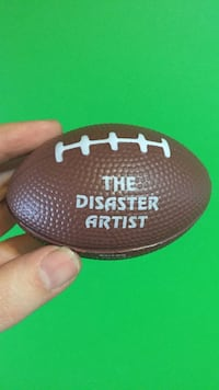 Brown the disaster artist football toy Los Angeles, 90048