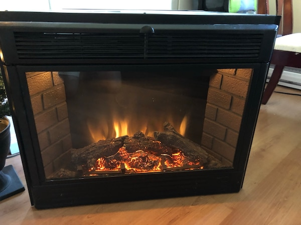 twin star fireplace insert