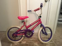 Bike girl size 16 like new $20 10 km