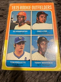 1975 rookie outfielders