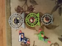 Nerf Jolts with ammo and targets Haledon, 07508