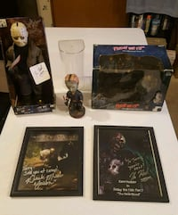 Friday the 13th jason autographed collection  Jessup, 20794