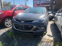 2016 Chevrolet Cruze RS SPORT PACKAGE BACK UP CAMERA AUTO CERTIFIED