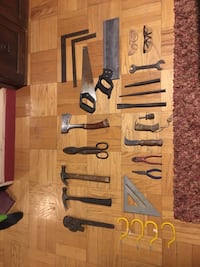 Hand tool lot Seattle, 98105